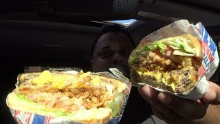 Video Eating Burger King's American Brewhouse King | Eating Show MP3, 3GP, MP4, WEBM, AVI, FLV Juli 2018