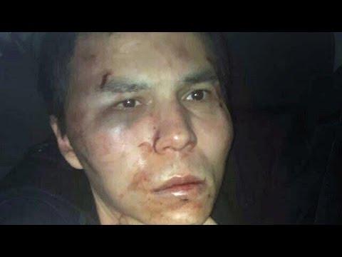 Турция: выходец из Узбекистана сознался в нападении на ночной клуб (видео)