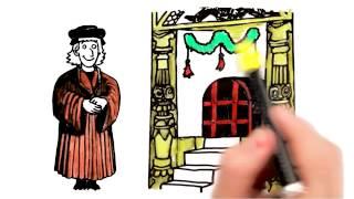 Martin Luther Zeichentrick