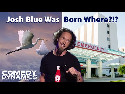 Josh Blue – Stand up Comedian