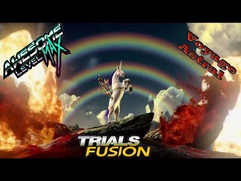 Trials Fusion - Awesome Level MAX- Voyage Astral [HD][FR]