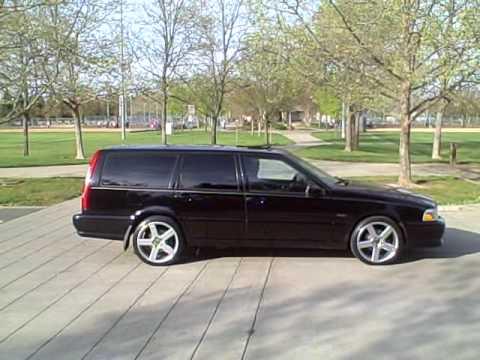Volvo V70R Custom Exhaust 18