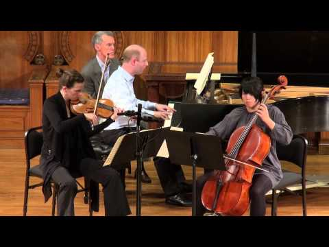 The Delphi Trio: Piano Trio in C major: Finale Presto (Haydn)