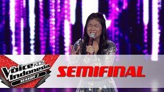 "Video Anggis ""Pergilah Kasih"" | Semifinal | The Voice Kids Indonesia Season 2 GTV MP3, 3GP, MP4, WEBM, AVI, FLV Desember 2017"