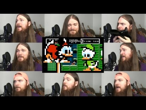 DuckTales – The Moon Theme Acapella