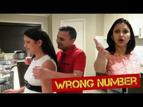 Video Wrong Number | Sheorans | Funny Video download in MP3, 3GP, MP4, WEBM, AVI, FLV January 2017