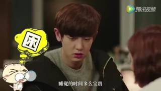 Nonton 160603 Chanyeol So I Married An Anti-Fan behind the scenes 2 Film Subtitle Indonesia Streaming Movie Download