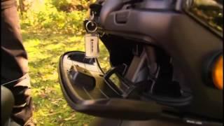 2. Suzuki Burgman 400