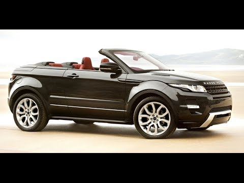 Range Rover Evoque Convertible 2014 HD Commercial New Concept Carjam TV HD