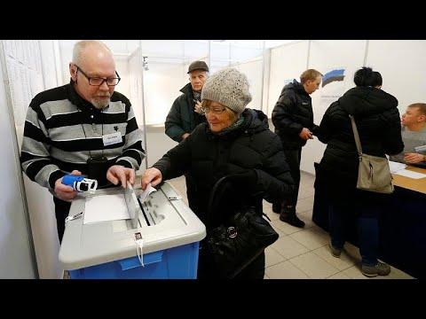 Εσθονία: Kρίσιμη εκλογική αναμέτρηση