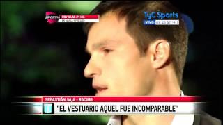 Sebastian Saja En TyC Sports