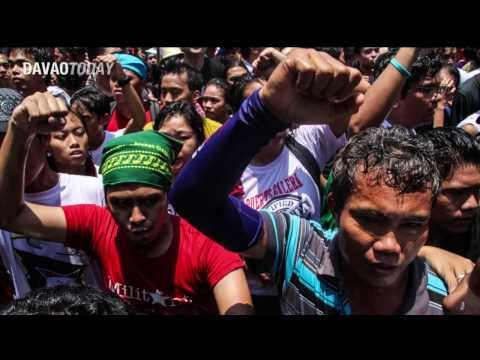Obama visit to the Philippines met with protests