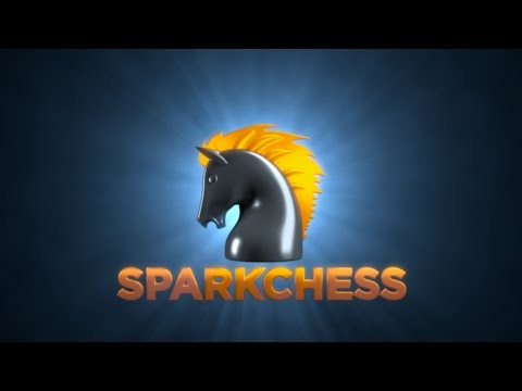 Video of SparkChess HD Lite