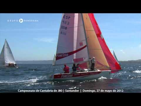 RCMSantander-Campeonato de Cantabria de J80, Domingo