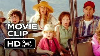 Nonton Blended Movie CLIP - Blended Families (2014) - Drew Barrymore, Adam Sandler Comedy HD Film Subtitle Indonesia Streaming Movie Download