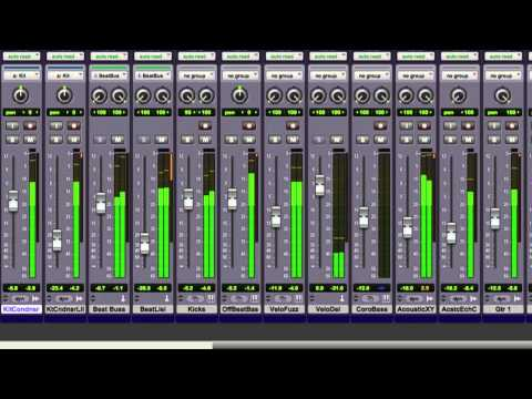 Avid Pro Tools 11 DAW Software Features Overview – Sweetwater Sound