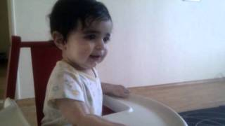 Ava Enjoys Iranian Traditional Music - Shajarian- Ze Daste Mahboob