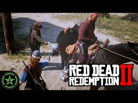 YOU STOLE MY BODY! - Red Dead Redemption 2: Online | Let's Play