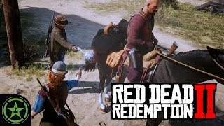 YOU STOLE MY BODY! - Red Dead Redemption 2: Online | Let's Play by Let's Play