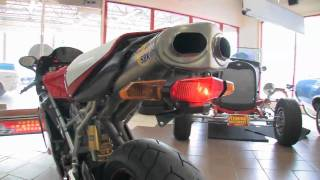 5. 2003 Ducati 999R for sale at with test drive, driving sounds, and walk through video