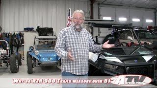 2. ATV Television - My Thoughts on Polaris RZR 900 Trail over 51