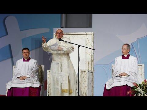 Αυτοκριτική του Πάπα για τα λάθη της Καθολικής εκκλησίας…