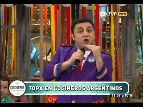 Diego Topa en Cocineros, Arcoíris