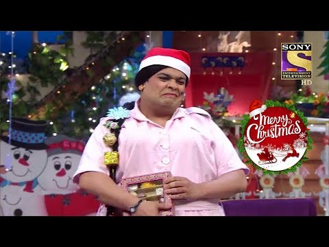 Bumper Celebrates Christmas In Her Own 'Bumper' Style | The Kapil Sharma Show|Christmas Special 2019