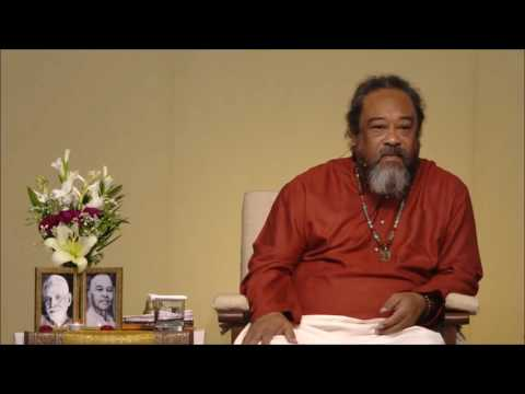 Mooji Video: This Intelligence Is Not Coming from a University but from the Universe