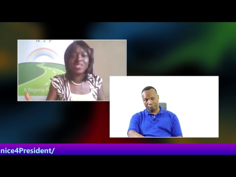 2018-08-15: SPECIAL PROGRAM WITH PRESIDENTIAL ASPIRANT EUNICE ATUEJID