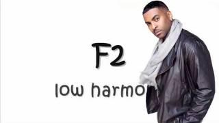 Ginuwine studio vocal range: F2 - F#6