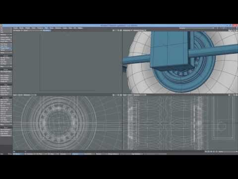 Lightwave copy and paste UV maps part 2