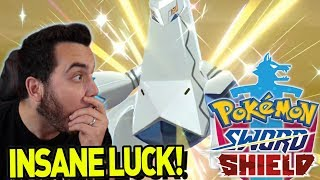 ONLY 30 EGGS! SHINY DURALUDON! What is My Egg Luck in Pokemon Sword and Shield!? by aDrive