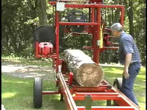 Cook's MP-32 Portable Sawmill