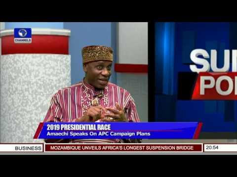I Am Confident APC Will Win 2019 Election - Ameachi Pt.2 |Politics Today|