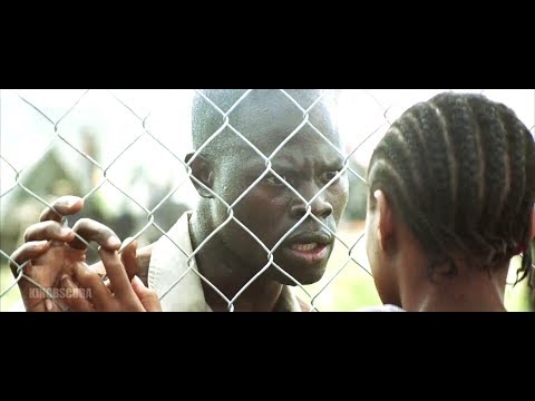 Blood Diamond (2006) - Solomon Meet his Family in Camp