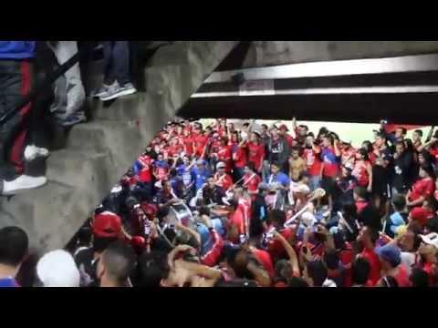DIM 1 Uniautonoma 0 / Sabes que esta hinchada es la que siempre te acompaña - Rexixtenxia Norte - Independiente Medellín