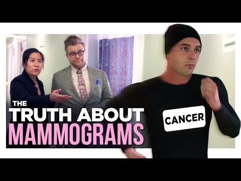 Adam Ruins Everything The Truth About Mammograms