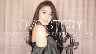 Love Story (LYN) - Scholastika Fabiola (Cover + MV)