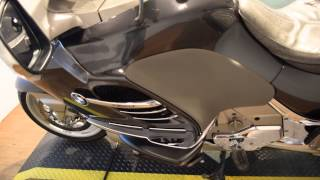 4. 2005 BMW k1200LT for sale at Monster Powersports