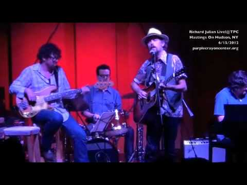 Richard Julian Live! at The Purple Crayon