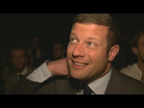 Dermot O'Leary's fashion tips for men: The X Factor host says anyone can look glamorous! Video