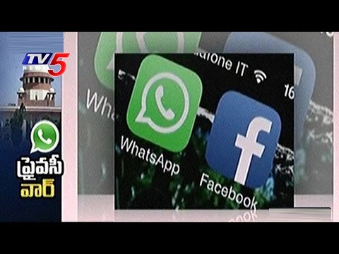 WhatsApp Case : SC Issues Notices to Centre, Trai and Facebook