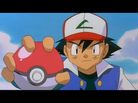 Walk Down Memory Lane with a Pokémon Movie Montage!