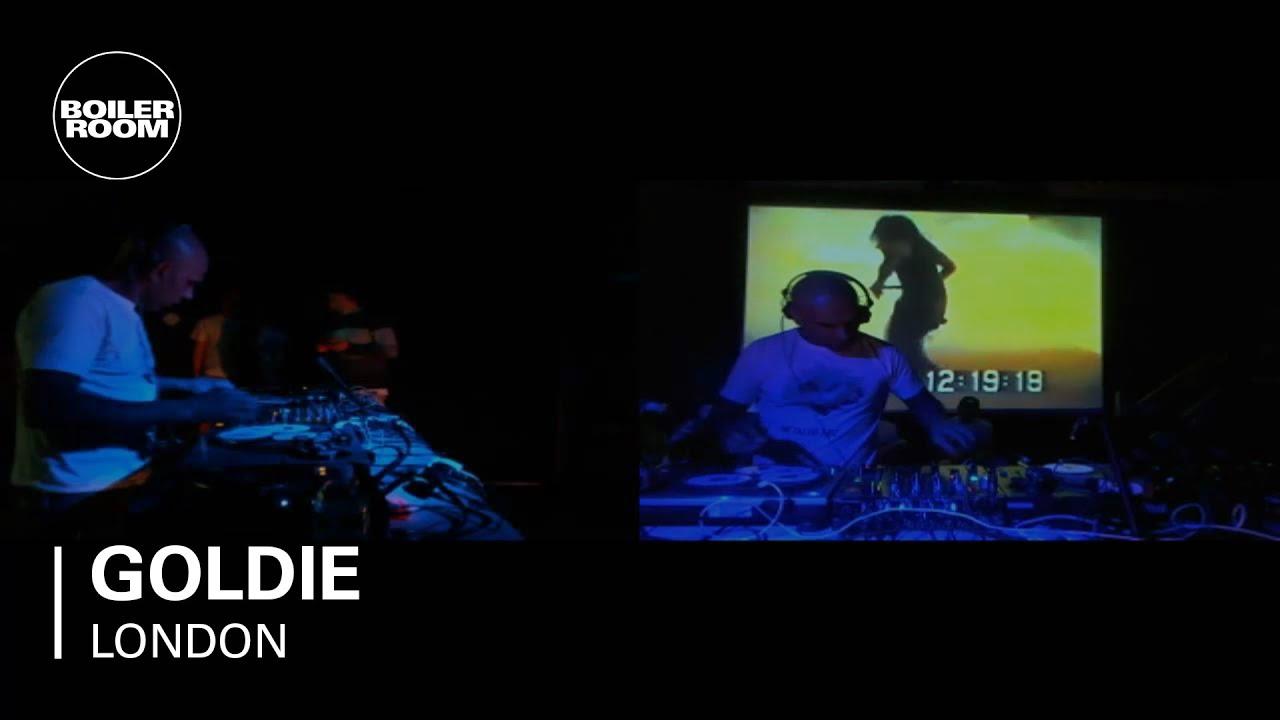 Goldie - Live @ Boiler Room 2012