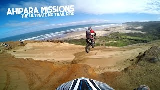 Ahipara New Zealand  city photos : Ahipara Missions - Ultimate NZ Trail Ride