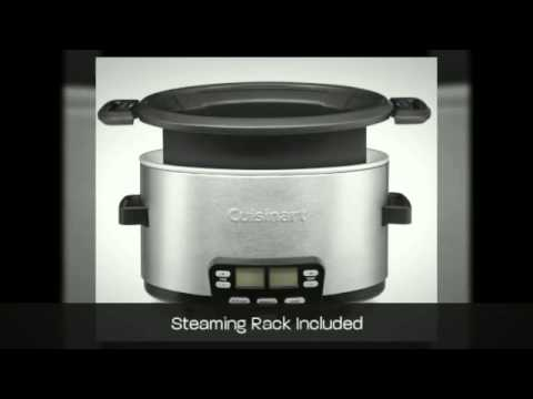 Cuisinart Coffee Maker Very Slow : Cuisinart MSC 400 Central Multi-Cooker, Slow Cooker, Steamer Cuisinart Replacement Parts