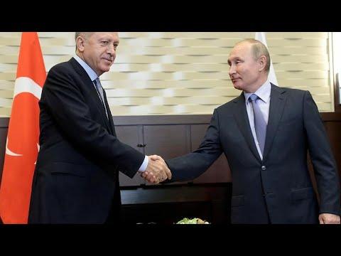 Συμφωνία Πούτιν-Ερντογάν: Διορία 150 ωρών στους Κούρδους …