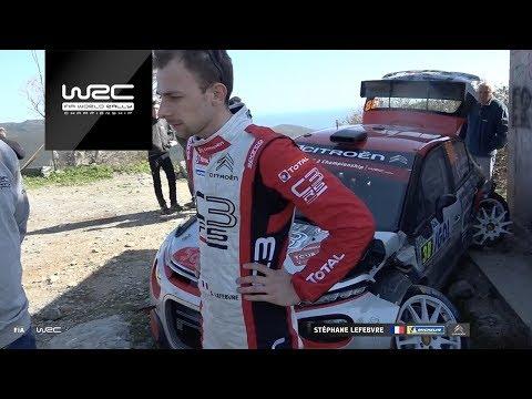 WRC 2 - Corsica linea - Tour de Corse 2018: HIGHLIGHTS Saturday