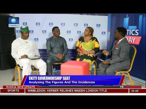 Observers Laud INEC Over Ekiti Governorship Election Conduct |Politics Today|